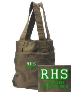 Riverdale High School Cowboys Embroidered Alternative The Berkeley Tote