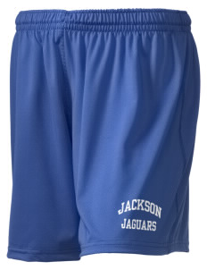 "Jackson Elementary School Jaguars Holloway Women's Performance Shorts, 5"" Inseam"