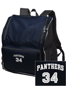 Lake Elementary School Panthers Embroidered Holloway Backpack