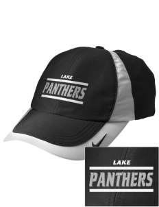 Lake Elementary School Panthers Embroidered Nike Golf Colorblock Cap