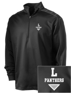 Lake Elementary School Panthers Embroidered Nike Men's Golf Dri-Fit 1/2 Zip