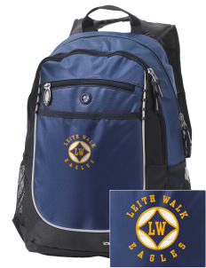 Leith Walk Elementary School Lanterns Embroidered OGIO Carbon Backpack