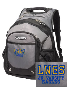 Leith Walk Elementary School Lanterns Embroidered OGIO Fugitive Backpack