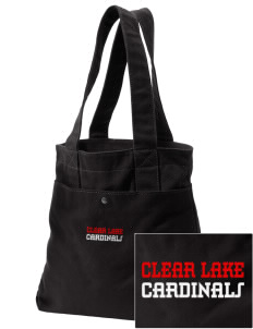 Clear Lake High School Cardinals Embroidered Alternative The Berkeley Tote