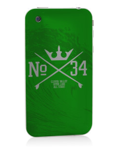 Clover Valley High School All Stars Apple iPhone 3G/ 3GS Skin