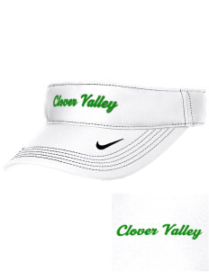Clover Valley High School All Stars Embroidered Nike Golf Dri-Fit Swoosh Visor