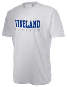 Vineland Elementary School Vikings  Russell Men's NuBlend T-Shirt