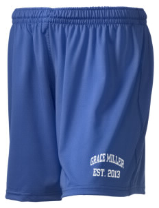 "Grace Miller Elementary School Roadrunners Holloway Women's Performance Shorts, 5"" Inseam"
