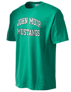John Muir Middle School Mustangs Men's Essential T-Shirt