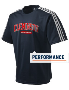 Cleminson Elementary School Panthers adidas Men's ClimaLite T-Shirt