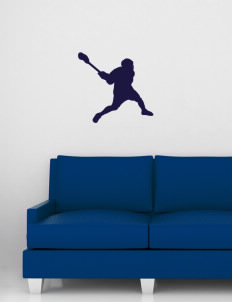 "Thompson Elementary School Tigers Wall Silhouette Decal 20"" x 24"""