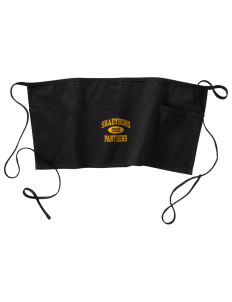 Shadybend Elementary School Panthers Waist Apron with Pockets