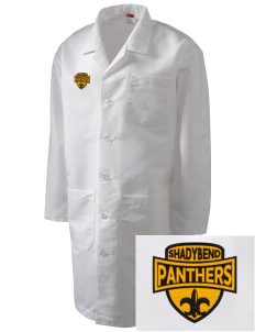 Shadybend Elementary School Panthers Full-Length Lab Coat