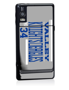 Valley Alternative Schools Knights/Eagles Motorola Droid 2 Skin