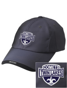 Twin Lakes Elementary School Comets Embroidered OGIO X-Over Cap