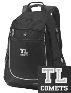 Twin Lakes Elementary School Comets Embroidered OGIO Carbon Backpack