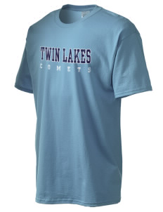 Twin Lakes Elementary School Comets Tall Men's Essential T-Shirt