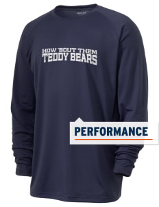 La Merced Elementary School Teddy Bears Men's Ultimate Performance Long Sleeve T-Shirt