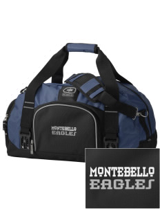 Montebello Intermediate School Eagles  Embroidered OGIO Big Dome Duffel Bag
