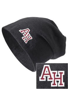 Arlie Hutchinson Middle School Hawks Embroidered Slouch Beanie