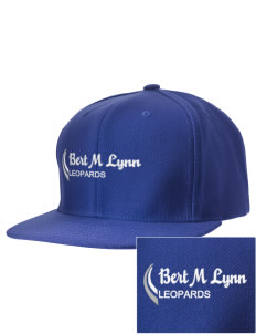 Bert M Lynn Middle School Leopards Embroidered D-Series Cap