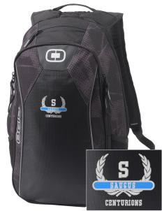 Saugus High School Centurions Embroidered OGIO Marshall Backpack