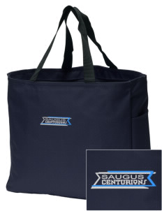 Saugus High School Centurions Embroidered Essential Tote