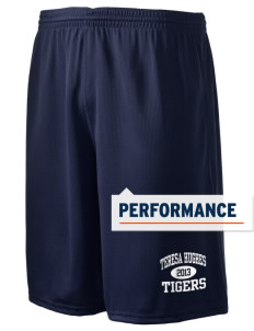"Teresa Hughes Elementary School Tigers Holloway Men's Speed Shorts, 9"" Inseam"