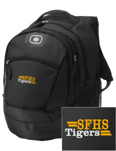 San Fernando High School Tigers Embroidered OGIO Rogue Backpack