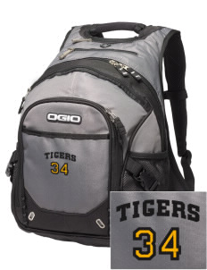 San Fernando High School Tigers Embroidered OGIO Fugitive Backpack