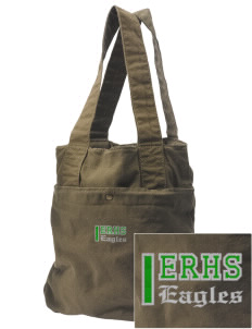 Eagle Rock High School Eagles Embroidered Alternative The Berkeley Tote