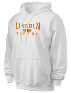 Lincoln High School Tigers Ultra Blend 50/50 Hooded Sweatshirt