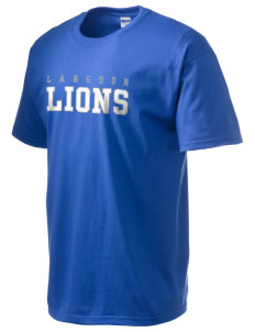 Langdon Elementary School Lions Ultra Cotton T-Shirt