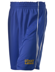 "Lemay Elementary School Lions Holloway Women's Piketon Short, 8"" Inseam"