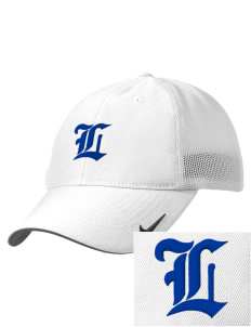 Lemay Elementary School Lions Embroidered Nike Golf Mesh Back Cap