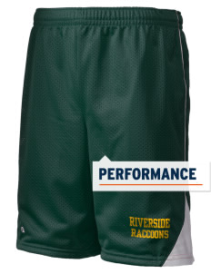 "Riverside Elementary School Raccoons Holloway Men's Possession Performance Shorts, 9"" Inseam"