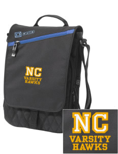 Neil Cummins Elementary School Hawks Embroidered OGIO Module Sleeve for Tablets