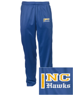Neil Cummins Elementary School Hawks Embroidered Men's Tricot Track Pants