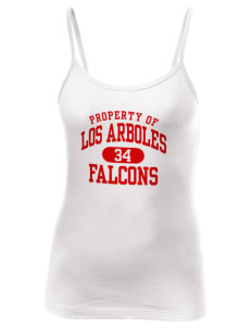Los Arboles Middle School Falcons Women's Louise Longer Length Tank