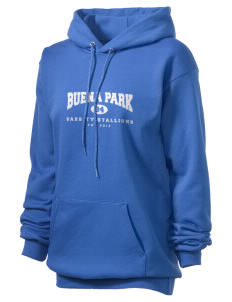 Buena Park Junior High School Stallions Unisex Hooded Sweatshirt