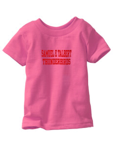 Samuel E Talbert Middle School Thunderbirds  Toddler Jersey T-Shirt