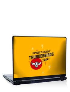 "Samuel E Talbert Middle School Thunderbirds 17"" Laptop Skin"