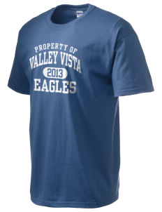 Valley Vista High School Eagles Ultra Cotton T-Shirt