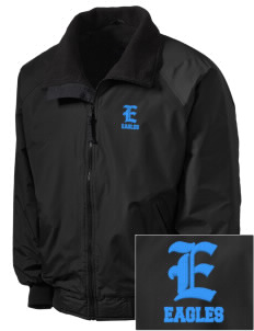 Valley Vista High School Eagles Embroidered Tall Men's Challenger Jacket