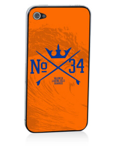 Valencia Elementary School Oranges Apple iPhone 4/4S Skin