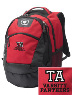 Tustin Adult School Panthers Embroidered OGIO Rogue Backpack