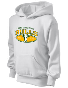 Bowman Elementary School Bulls Kid's Hooded Sweatshirt