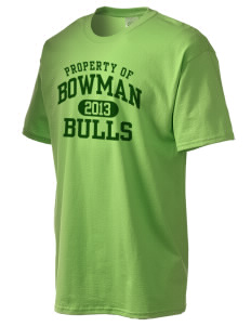 Bowman Elementary School Bulls Men's Essential T-Shirt