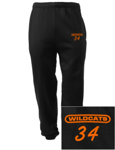 Winter Park Ninth Grade Center Wildcats Embroidered Men's Sweatpants with Pockets