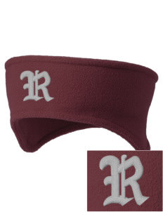 Riverview High School Rams Embroidered Fleece Headband